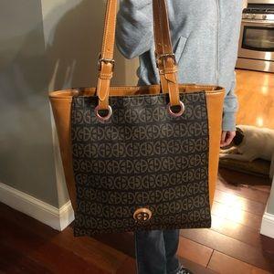 Micheal kors look a like- Giana Bernini tote bag